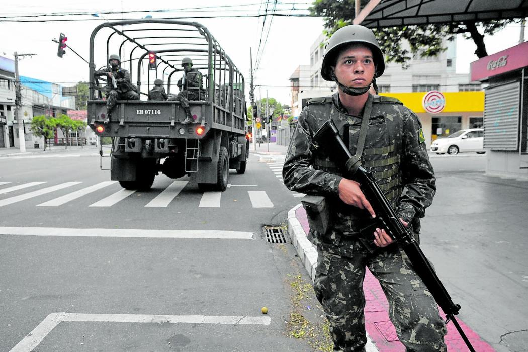 Exército vai contratar 1,1 mil novos sargentos
