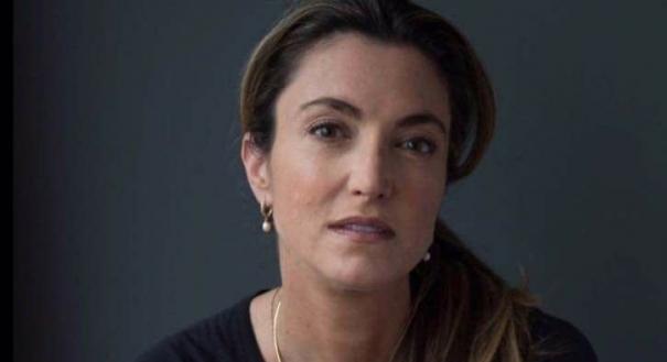 Patrícia Campos Mello, jornalista. Crédito: Reprodução | Facebook