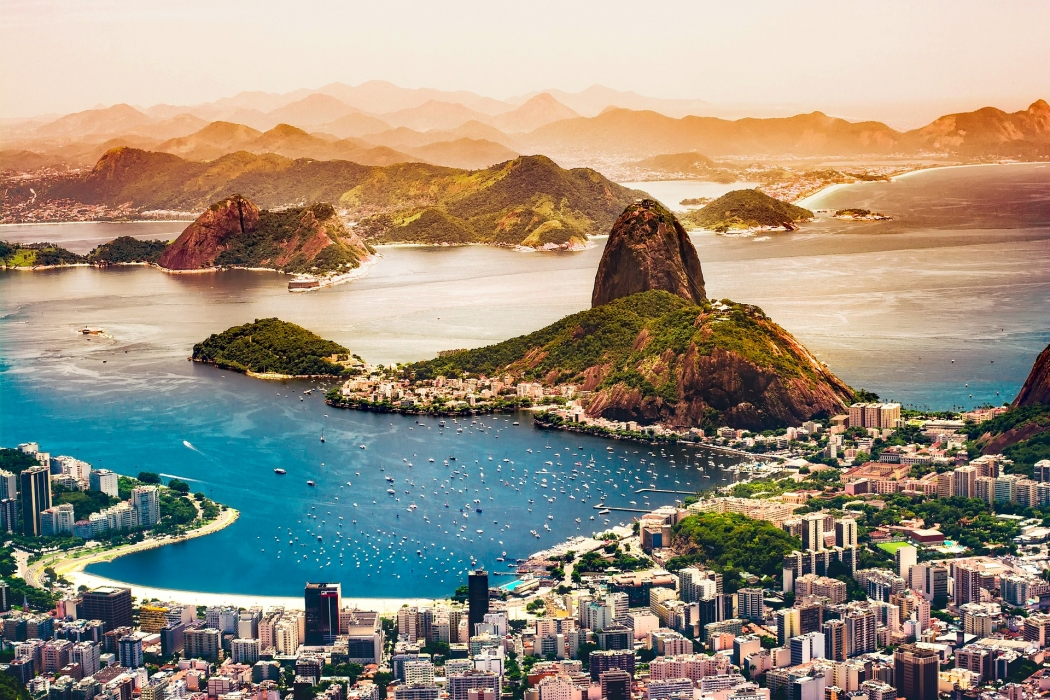 Turismo no Brasil está no foco do novo governo. Crédito: Pixabay