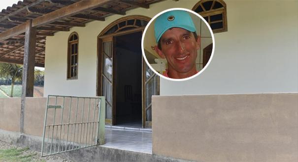 O empresário Gerson João Modolo, proprietário  de uma pousada em Domingos Martins, foi morto com um golpe na cabeça, dentro de sua casa. Crédito: Reprodução/Facebook