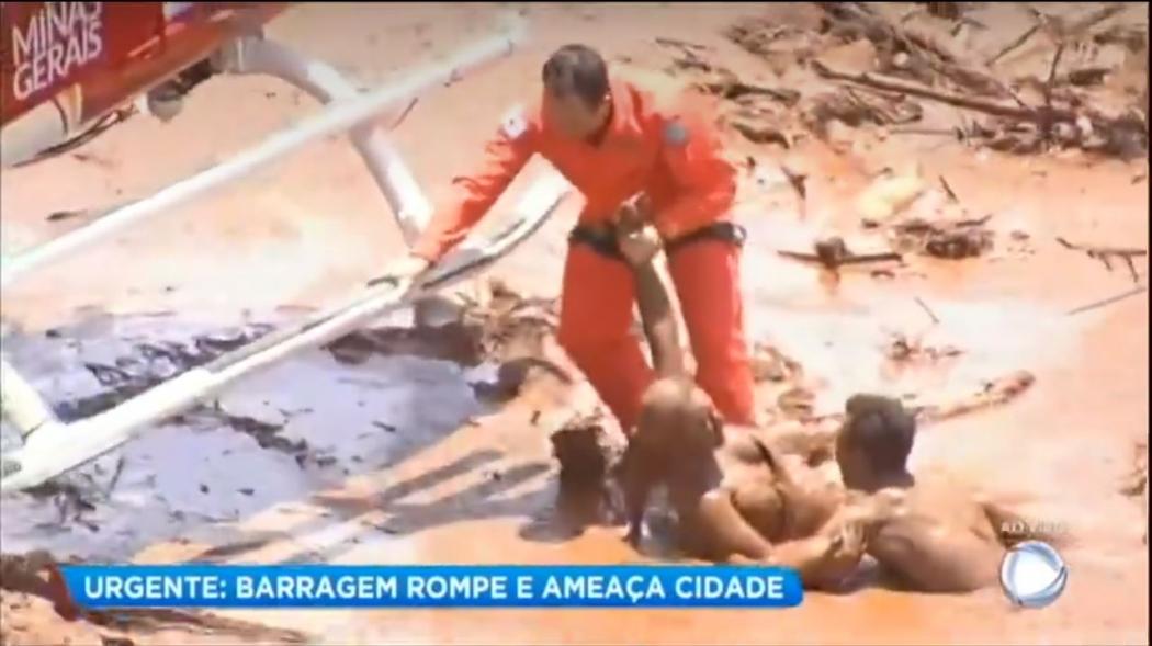 Rejeito de Brumadinho deve chegar à hidrelétrica de Furnas   A Gazeta