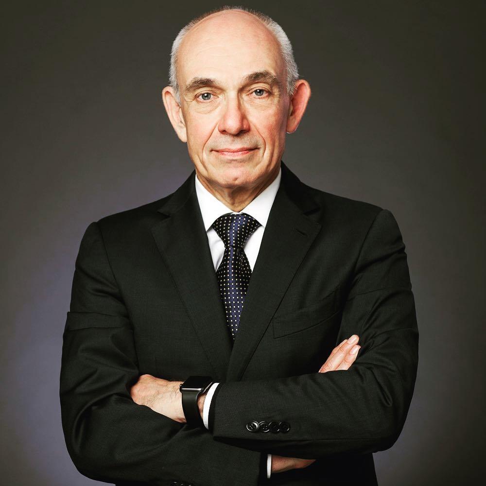 O presidente da Vale, Fabio Schvartsman. Crédito: Klabin/Divulgação