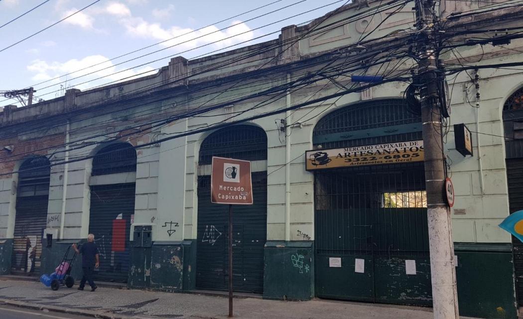 Mercado da Capixaba, Vitória. Crédito: Patrícia Scalzer
