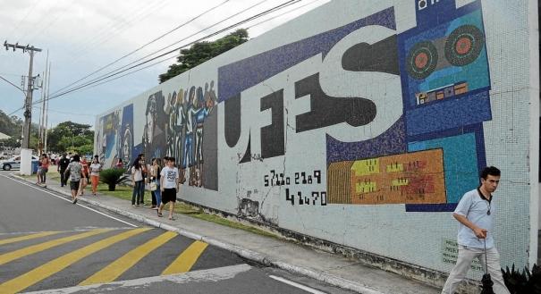 Ufes divulgou edital para a contratação de professor efetivo
