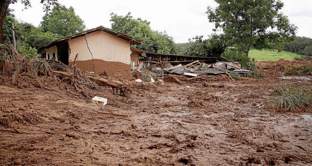 MG - BRUMADINHO/BARRAGEM/ROMPIMENTO - GERAL - Casa atingida pela enxurrada de lama apÛs o rompimento da barragem da mina CÛrrego do       Feijo, em Brumadinho (MG), na Grande Belo Horizonte.      29/01/2019 - Foto: ANTNIO CÕCERO/PHOTOPRESS/ESTADO CONTEDO. Crédito: ANTNIO CÕCERO