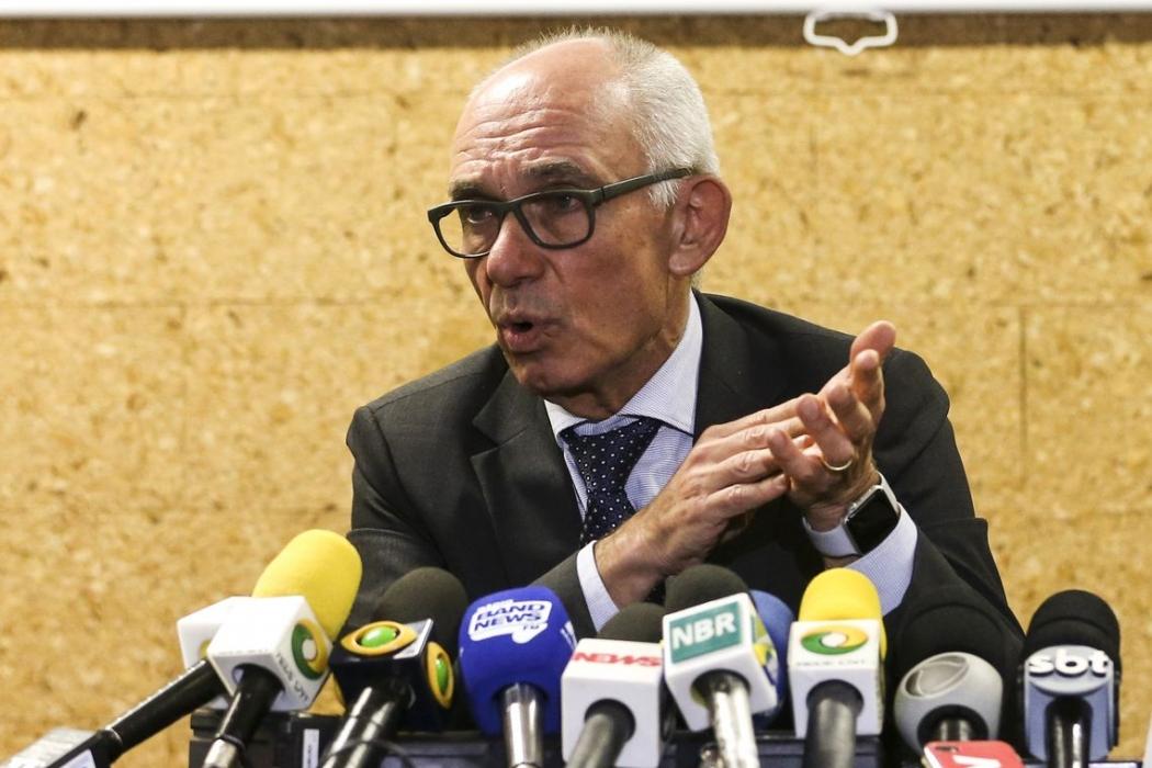 Presidente da Vale. Crédito: Valter Campanato/Agência Brasil