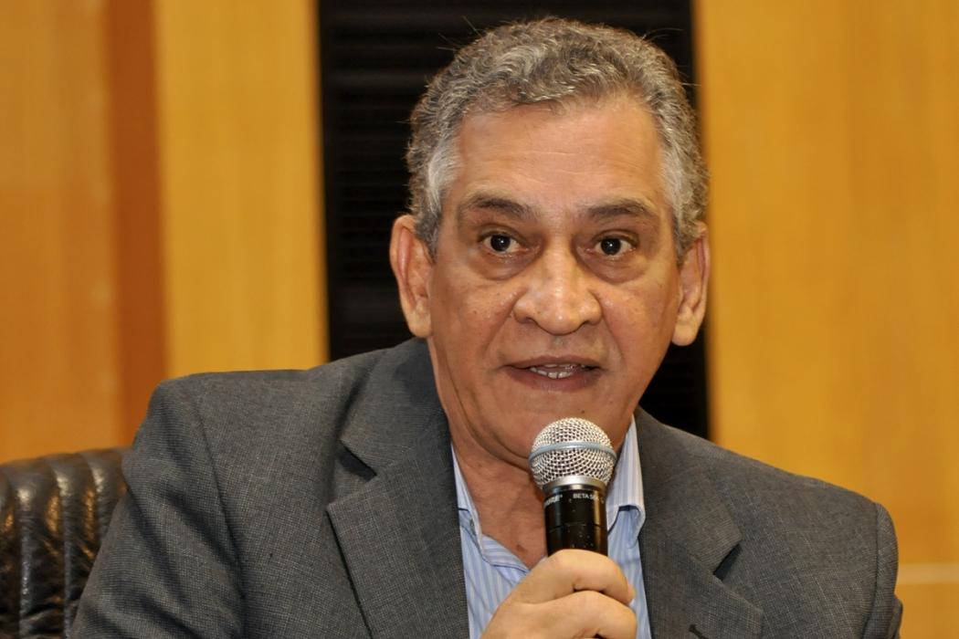 O deputado estadual Enivaldo dos Anjos é o novo líder do governo na Assembleia. Crédito: Reinaldo Carvalho/Ales