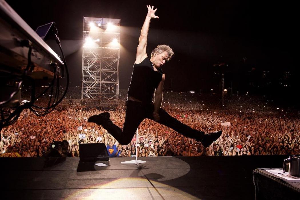 Bon Jovi volta ao Brasil para show no Rock in Rio 2019 | A