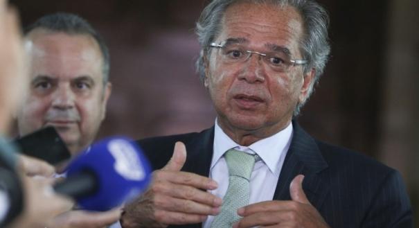 Ministério da Economia é chefiado por Paulo Guedes