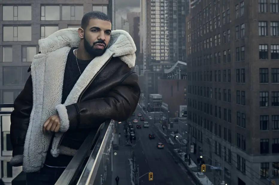 06/02/2019 - Drake foi o recordista em número de streamings em 2018. Crédito: Rock in Rio