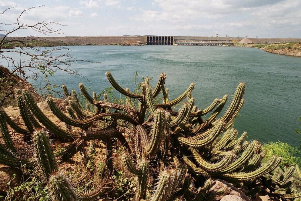 Agência Nacional de Águas vai fiscalizar 52 barragens até maio. Crédito: Divulgação/Comitê da Bacia Hidrográfica do Rio São Francisco