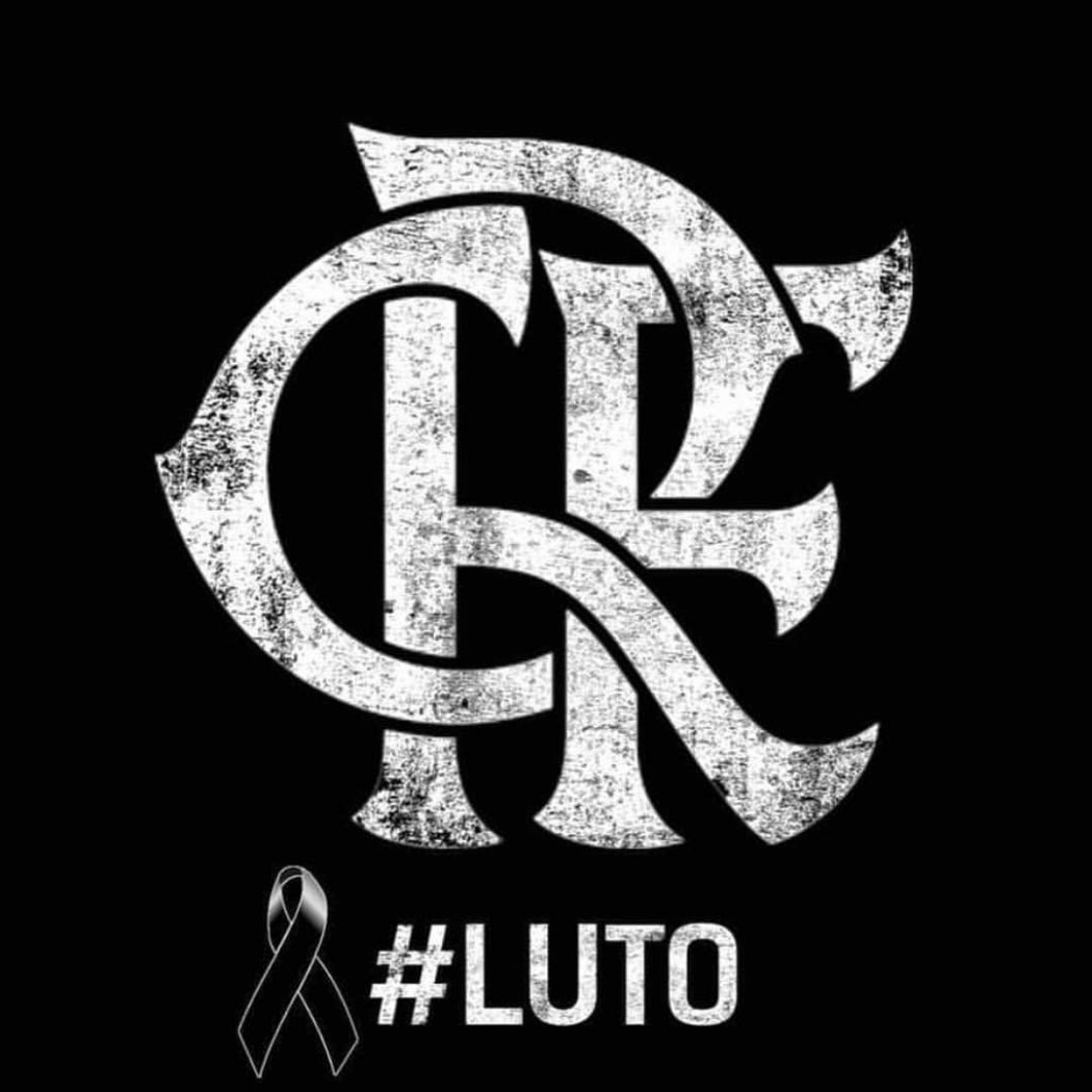 Jogadores e ex-jogadores do Flamengo lamentam tragédia no Ninho do Urubu. Crédito:   Reprodução/Instagram