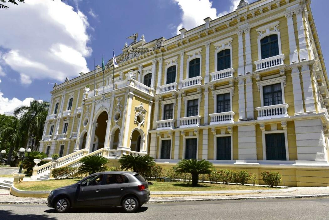 Palácio Anchieta. Crédito: Marcelo Prest