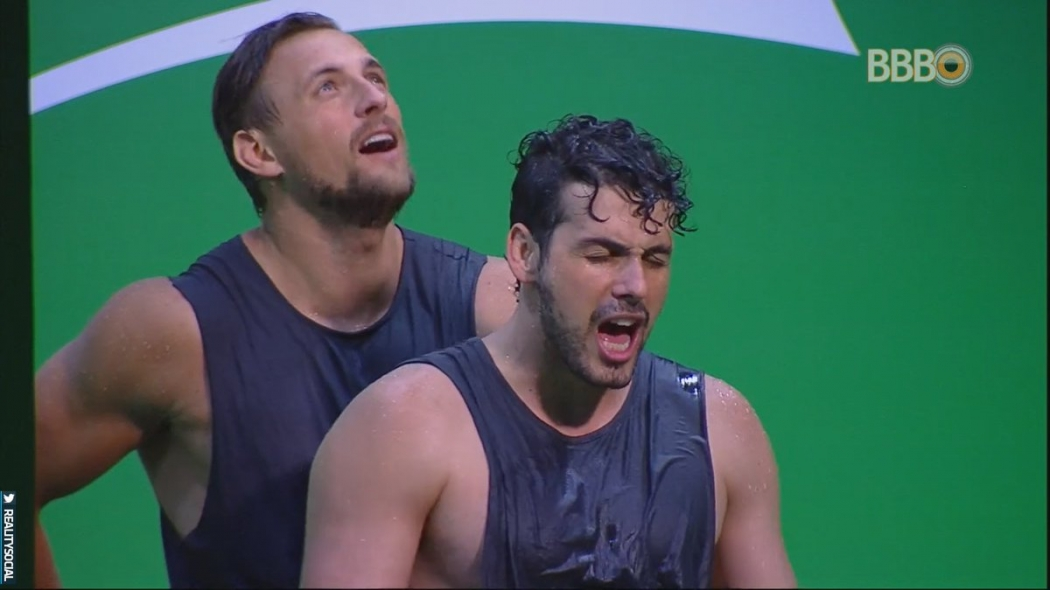 . Crédito: TV Globo/Reprodução