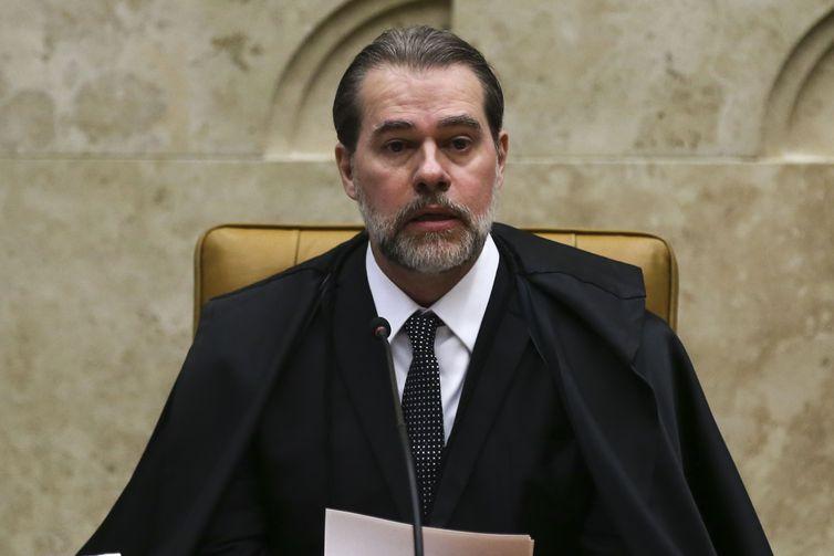 Ministro Dias Toffoli. Crédito: José Cruz/Agência Brasil