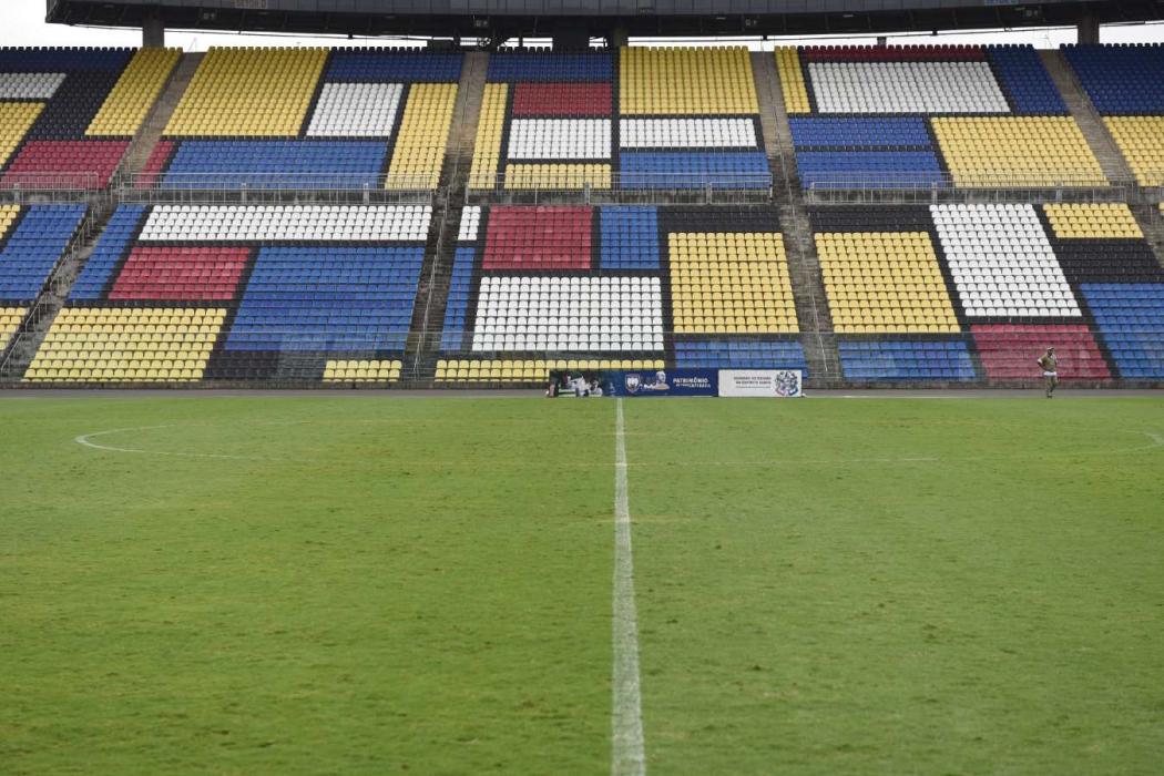 f3e25d5486da7 Torcida do Serra terá dois setores da arquibancada contra o Vasco - Futebol  - Gazeta Online