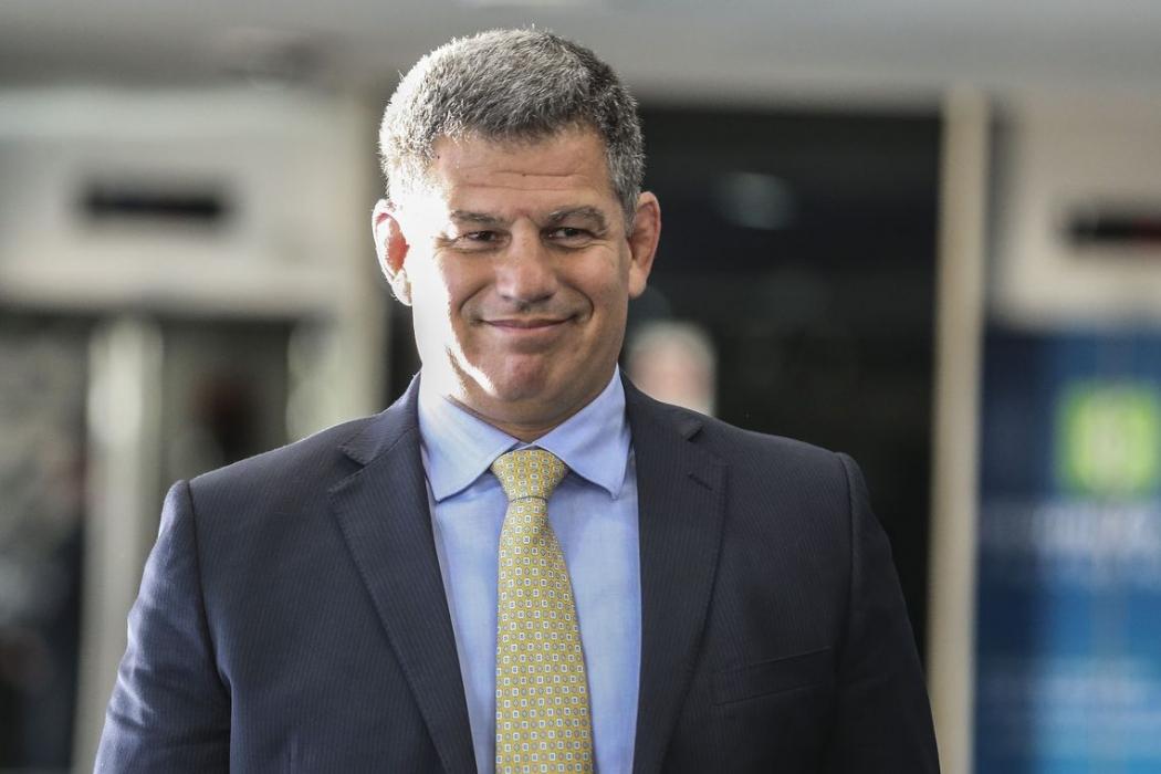 Gustavo Bebianno, ex-ministro da Secretaria-Geral . Crédito: Valter Campanato/Agência Brasil