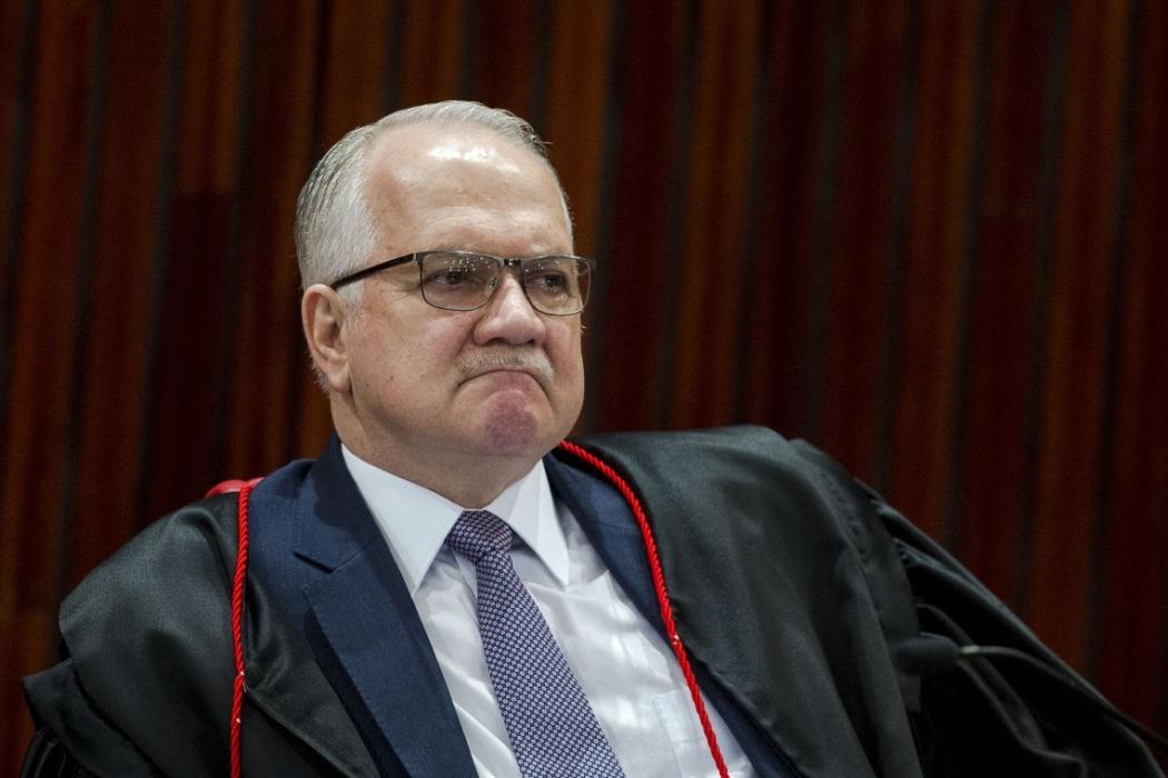 Edson Fachin. Crédito: Marcelo Camargo/Agência Brasil