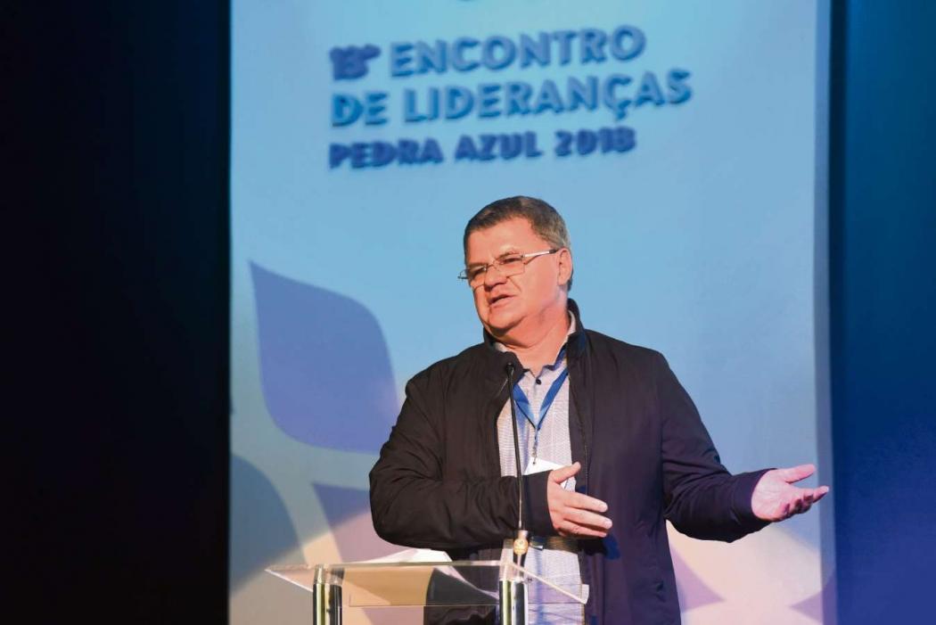 Médico Marcio de Oliveira Almeida. Crédito:  Carlos Alberto Silva - GZ