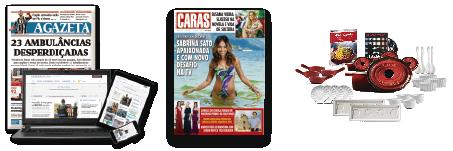 Promoção AG+Caras