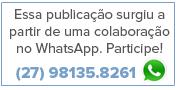 Selo WhatsApp