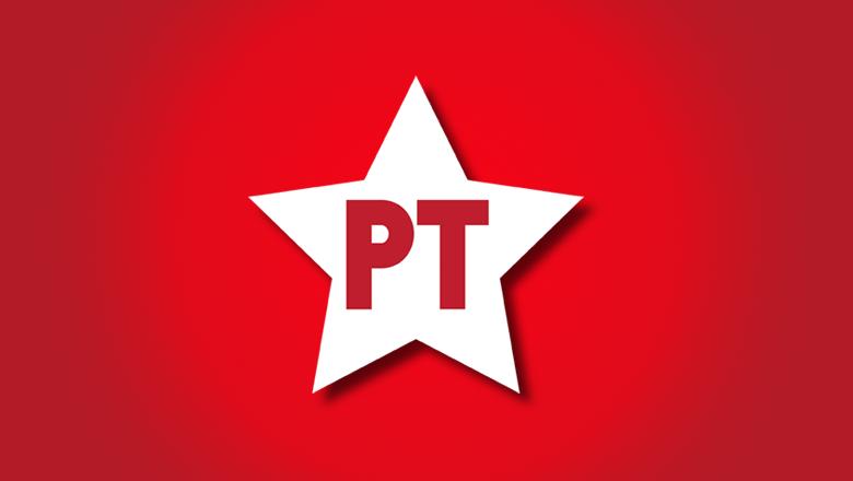 Partido dos Trabalhadores PT. Crédito: Divulgação
