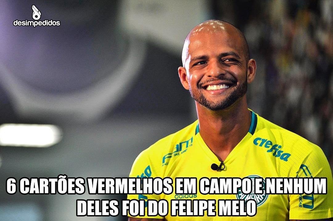 Os melhores memes do empate entre Palmeiras e Flamengo | A ...