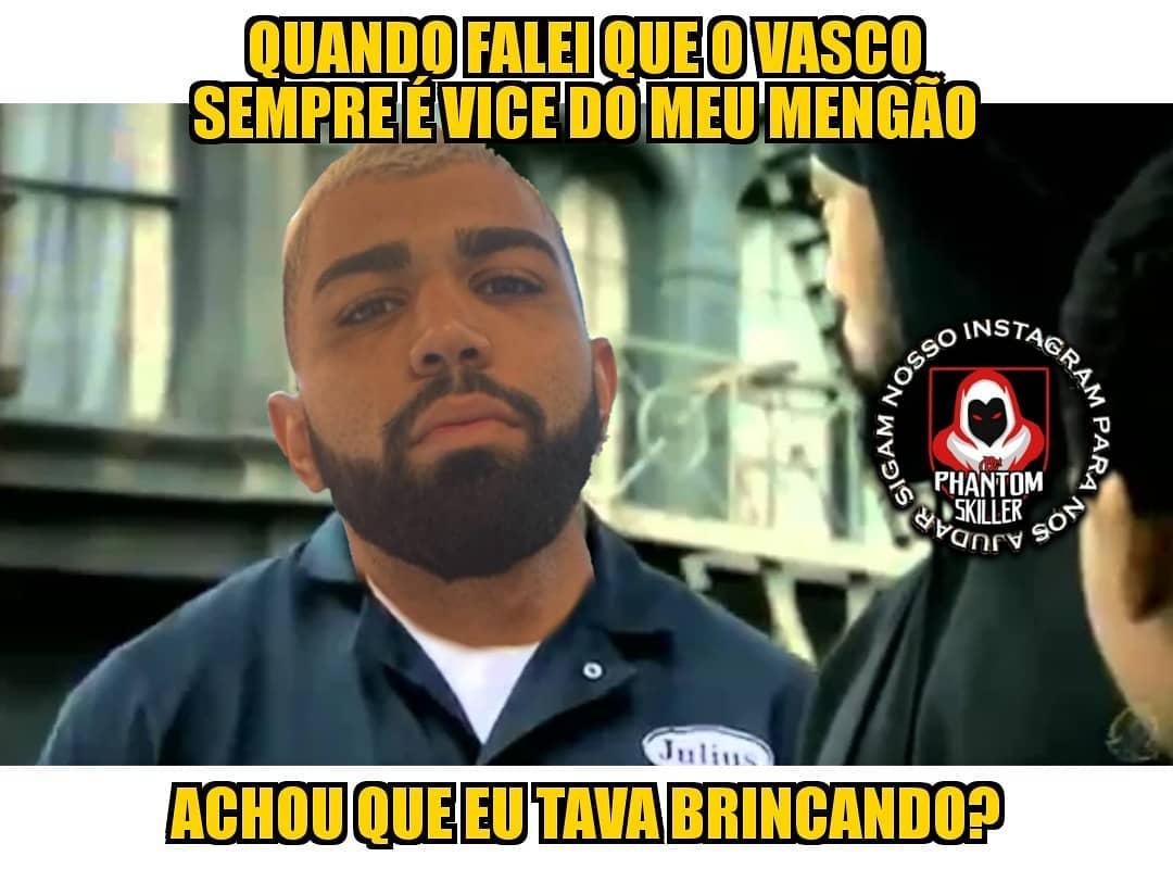 Rubro Negros Não Perdoam Novo Vice Do Vasco Veja Os Memes